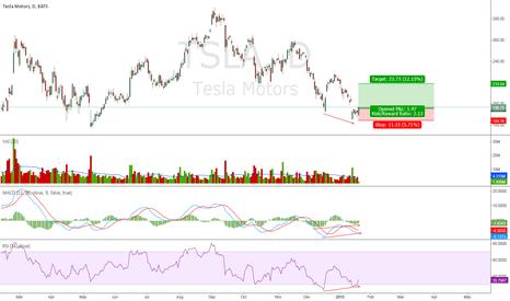 TSLA: TSLA bounce to retest 220