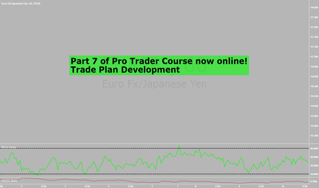 EURJPY: Part 7 of pro trader course now online!