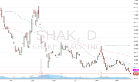 "SHAK: Don't buy any companies with the word ""Shak"" in their name"