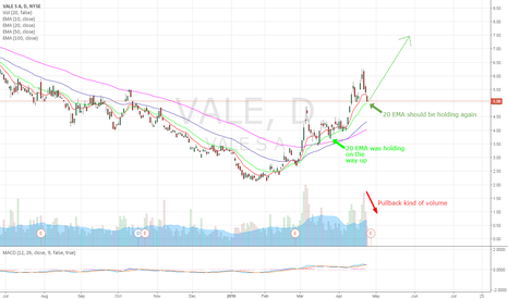 VALE: VALE - riding the bull