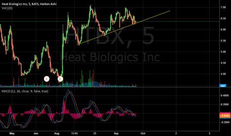 HTBX: HTBX is going to breakout huge