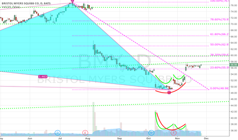 BMY: BMY what kind of pattern(s) is this?