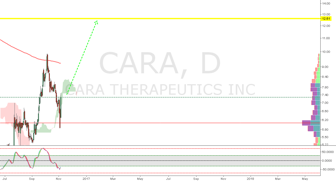 CARA - KUSH STOCK