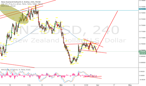 NZDUSD: maybe to the blue line?