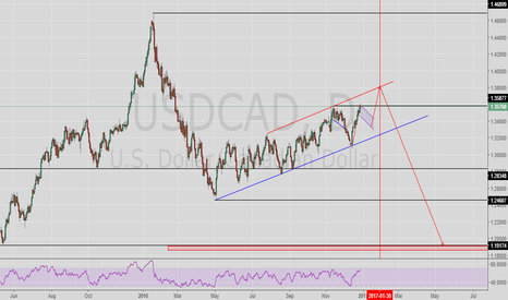 USDCAD: USDCAD view for new year