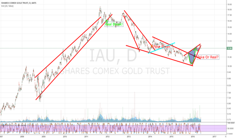 IAU: GOLD for long term