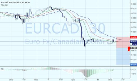 EURCAD: EURCAD: продажи от 1.44304