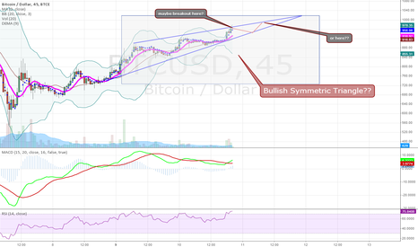 BTCUSD: Bullish Symmetric Triangle (rev.1)