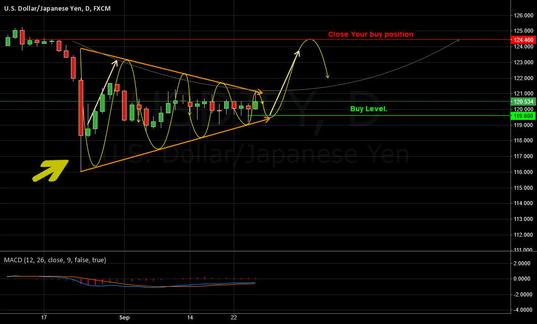 Take a look for Japanies Yen