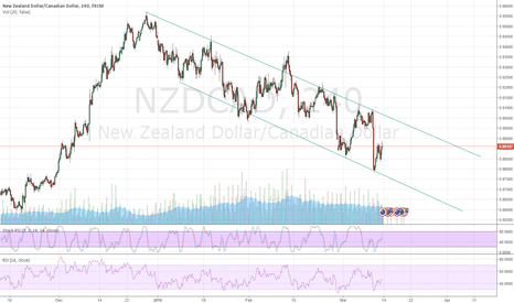 NZDCAD: Waiting channel touch