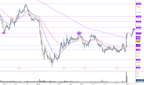 KPTI: a MOMO stock that coul continue with bullish price action