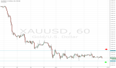 XAUUSD: GOLD CALL/PUT LEVELS