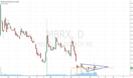 MBRX: Molecular
