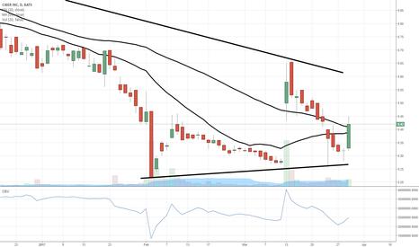 CBR: $CBR +31% today...seeing volume pick up here.  $0.75 target.