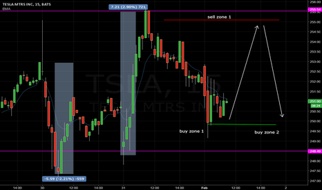 TSLA: Tesla Motors, bullish trend.