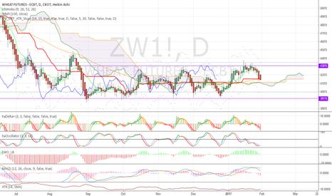 ZW1!: Still neutral in the range. Trades at equilibrium