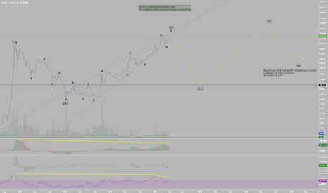 BTCUSD: Has Bitcoin Finally Reached the Top? (Elliott Wave Analysis)