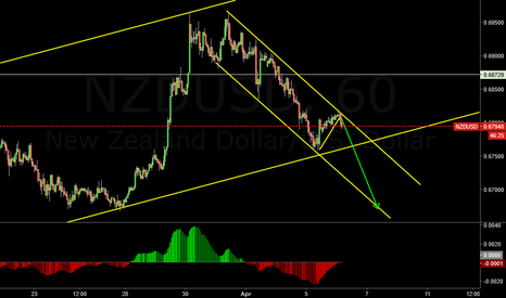 NZDUSD: Another Down Leg