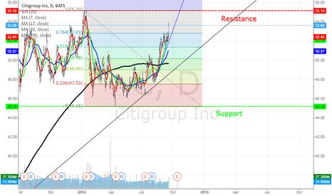 C: Citigroup Prediction.