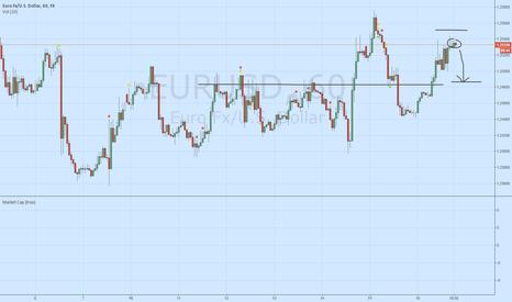 EURUSD: EUR/USD SHORT -> //Maximum High//