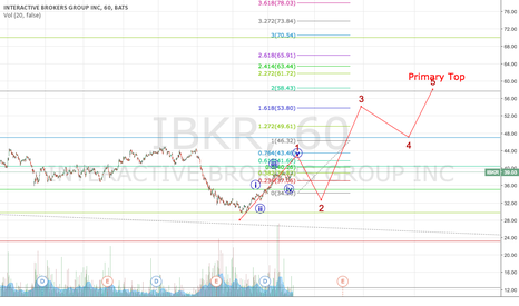 IBKR: IBKR Wave 5 into primary top