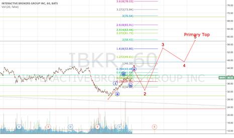 IBKR: IBKR Wave 5 into primary top