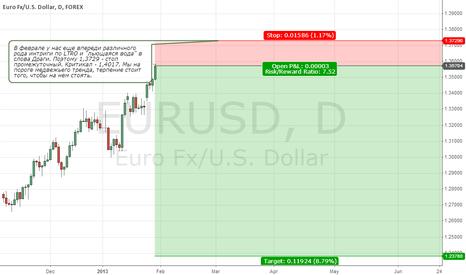 EURUSD: Drug FX-dealer Draghi