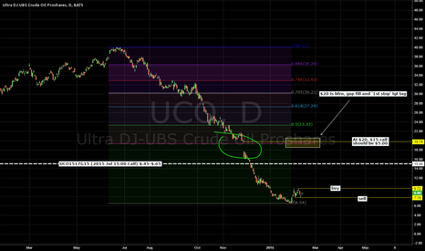 UCO: An Interesting Proxy On Oil - 6 month UCO Call Options
