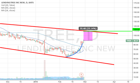 TREE: Climbing this Tree for another 23% Upside