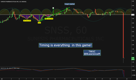 "SNSS: ""Timing is everything""  in this game"