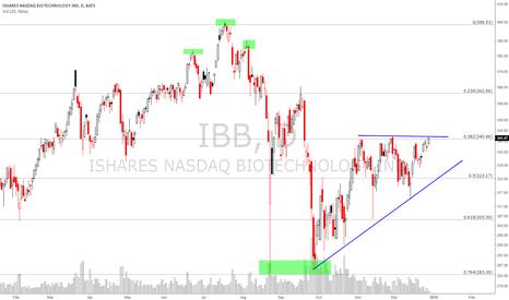 IBB: $IBB Upside Potential