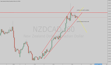 NZDCAD: Important level to watch
