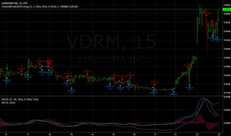 VDRM: Holding since a penny