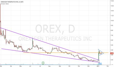 OREX: OREXtion