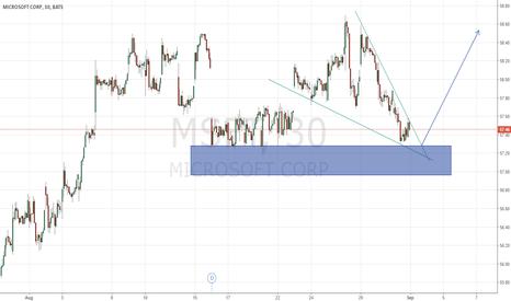 MSFT: MSFT New Trader, Need Ideas