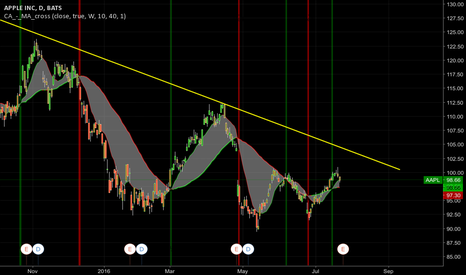 AAPL: Best guess is $102 - $104 after Tuesday then digest.