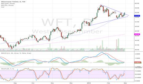 WFT: WFT (TSX)