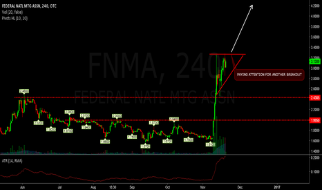 FNMA: fnma - long - possible continuation break