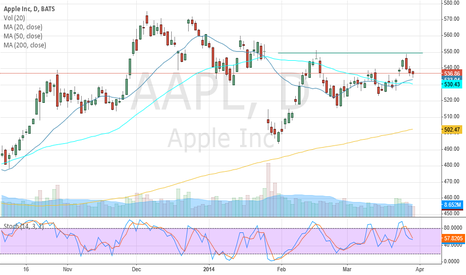 AAPL: Potential flaptop?