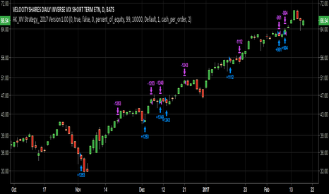 XIV: XIV Trading Strategy