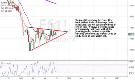 E61!: Euro Getting Ripe
