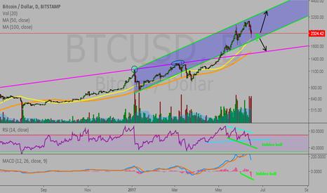 BTCUSD: Bitcoin do or die time