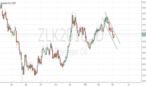 ZLK2016: Beanoil is still in a down trend