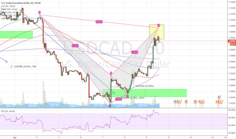 USDCAD: USDCAD put atention to this level
