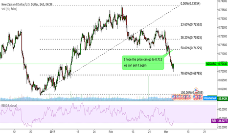 NZDUSD: NZDUSD Waiting entry price