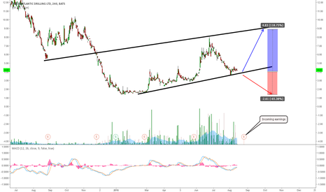 NADL: NADL POSSIBLE SCENARIOS WAITING FOR THE EARNING REPORT