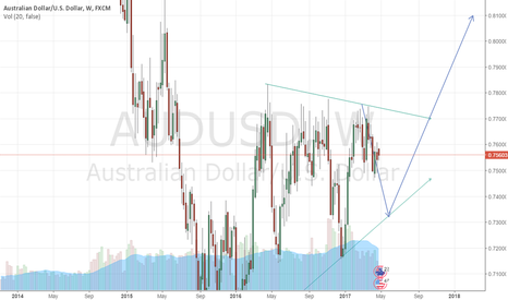 AUDUSD: AUDUSD - Long Term Long