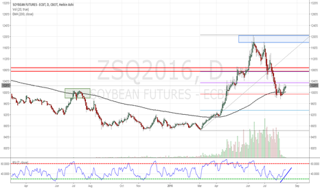 ZSQ2016: August Soybean Futures Long