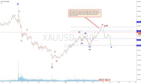 XAUUSD: Gold hype