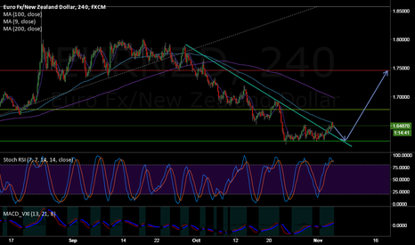 EURNZD: Euro will rise